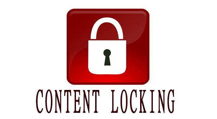 Content Locking Marketing