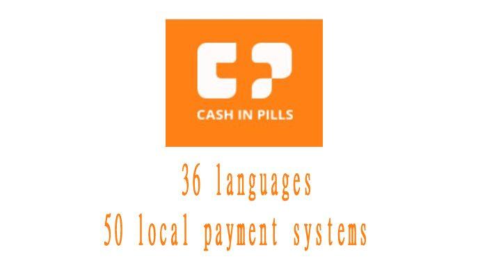 Product Affiliate Program CashInPills