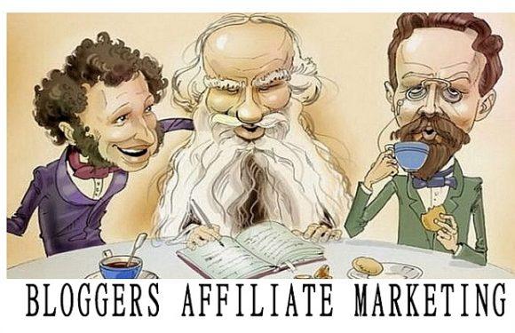 Bloggers Affiliate Marketing