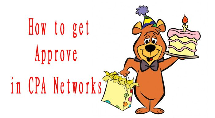 Approve in Affiliate Networks