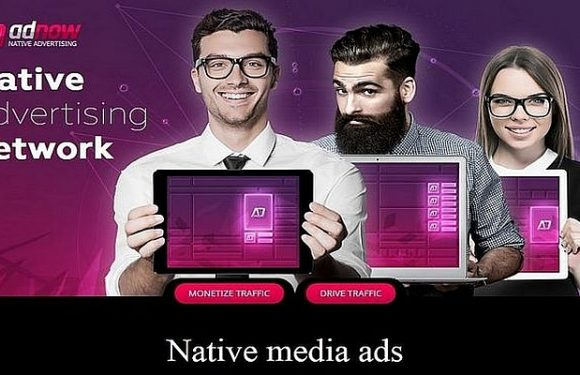Native Ads Network Adnow