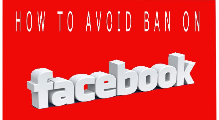 How to avoid ban on Facebook affiliate marketing