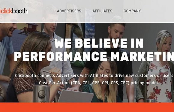 Cpa affiliate network Clickbooth review