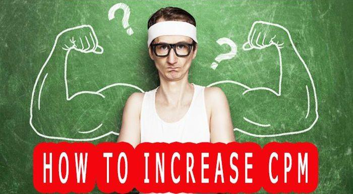 How to increase CPM rates on your site