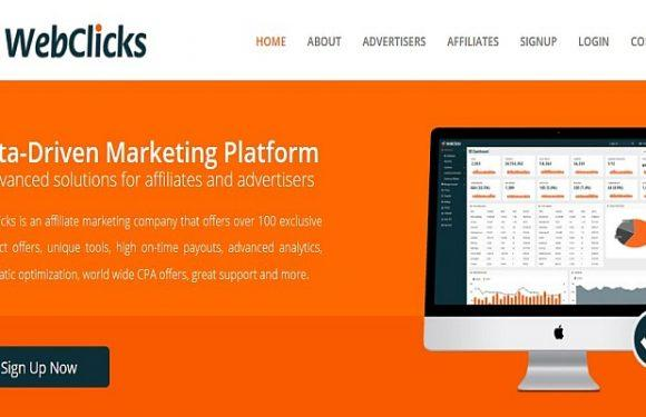 Adult Affiliate Marketing: Webclicks