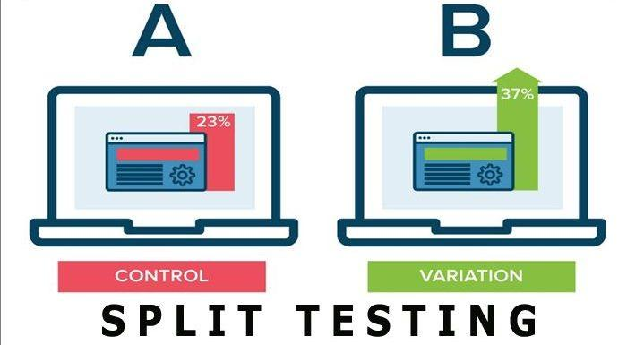 Split testing in affiliate marketing