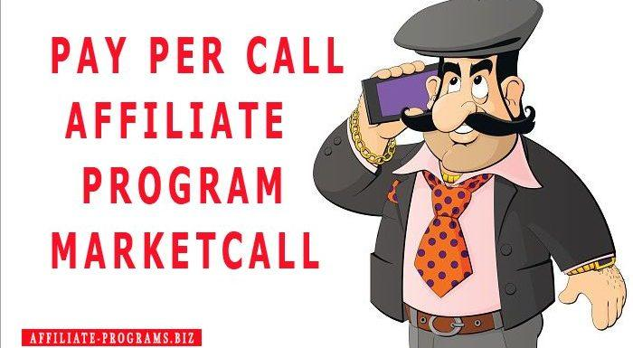 Pay per Call Affiliate Program MarketCall