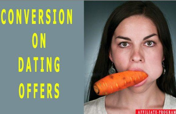 Conversion on Dating Offers