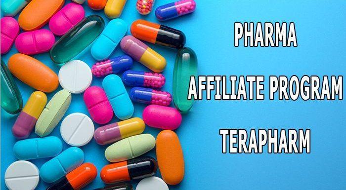 Online Pharmacy Affiliate Program TeraPharm review