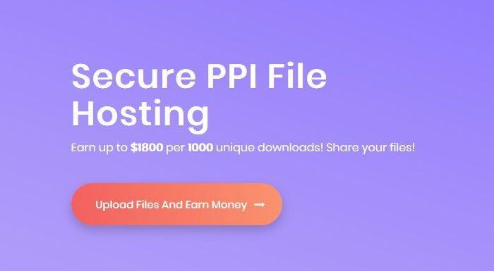 Pinapfile: Pay per Install for your own files