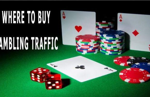 Where to buy Gambling Traffic