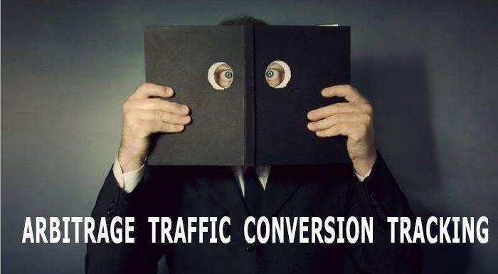 Arbitrage Traffic Conversion Tracking