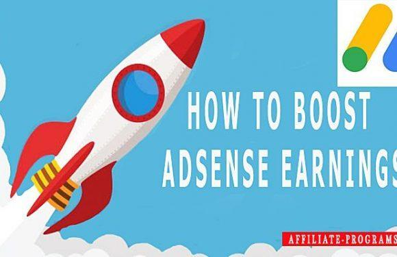 How to boost Adsense pay per click earnings
