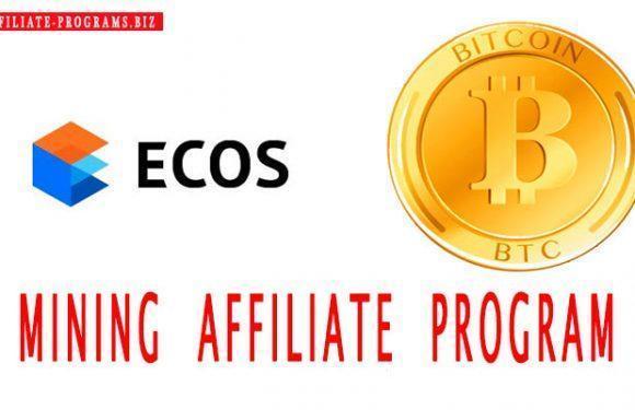 ECOS mining affiliate program