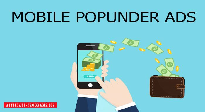 How to earn money on Mobile Popunder Ads