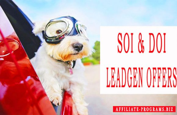 SOI and DOI leadgen offers in 2021